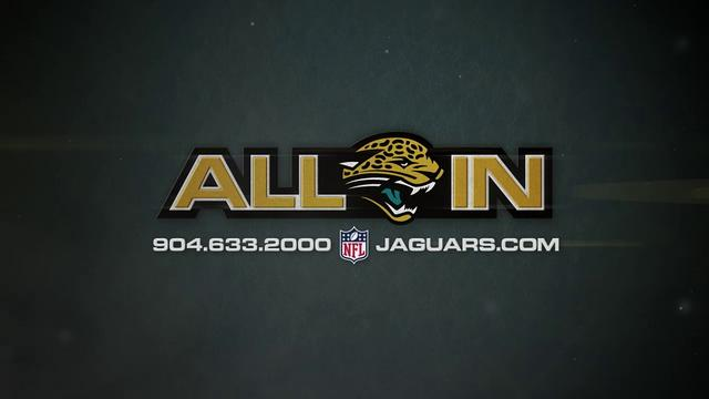 Jaguars are All In