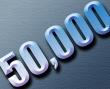 50,000 Page Views